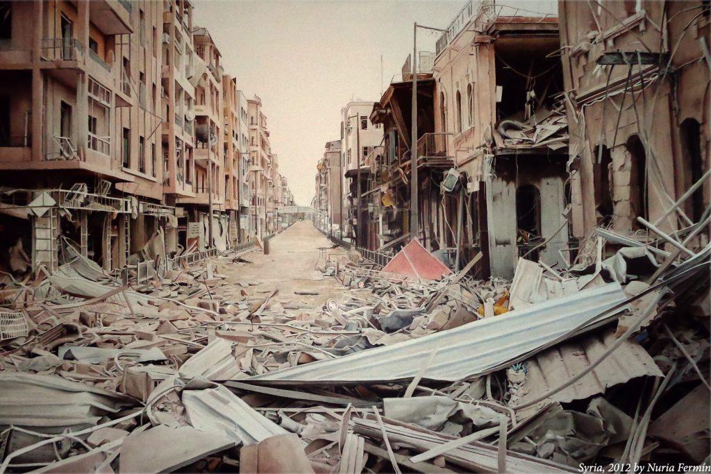 Syria 2012 Nuria Fermin