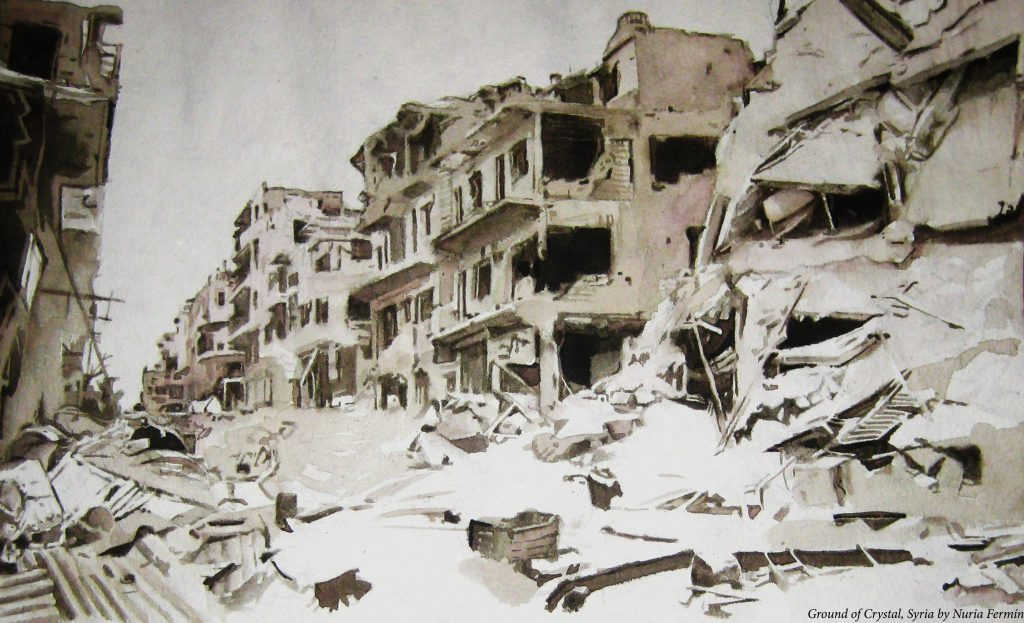 13. Ground of crystal, Syria 2014 copy