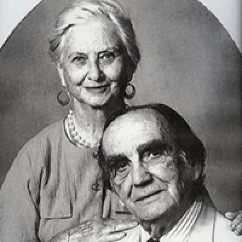 Eirwen Harbottle & Brigadier Michael Harbottle
