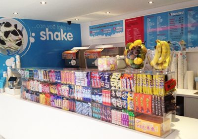Milkshake-Bar