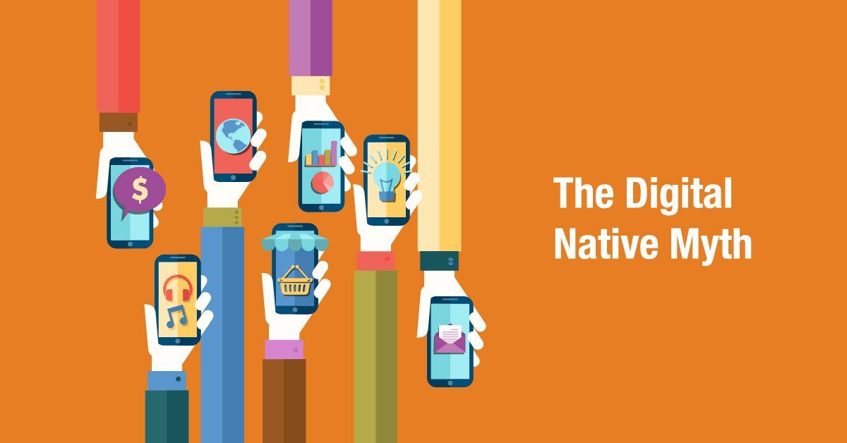 The Digital Native Myth - Peace Child International
