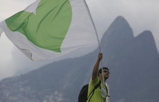 Climate march Rio