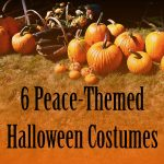 6 peace-themed halloween costumes