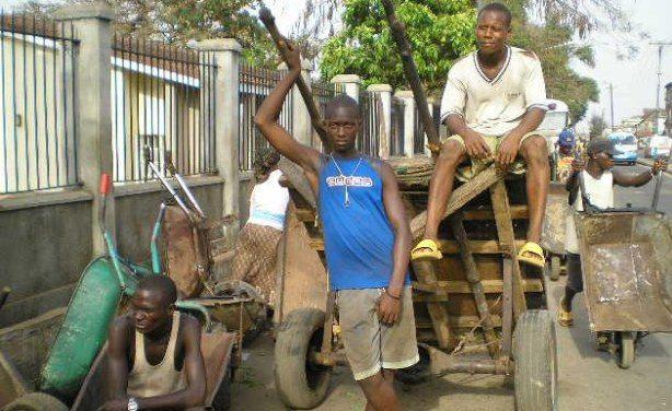 unemployed youth guinea