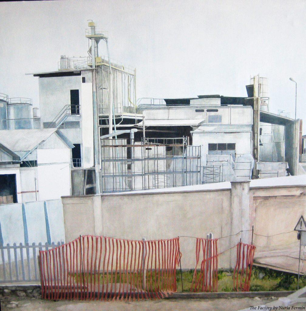 The factory Nuria Fermin
