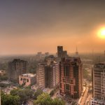 Connaught_Place_sunset