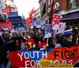 2015 Youth Unemployment Update