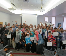 Entrepreneurs in Egypt: Engy Samir