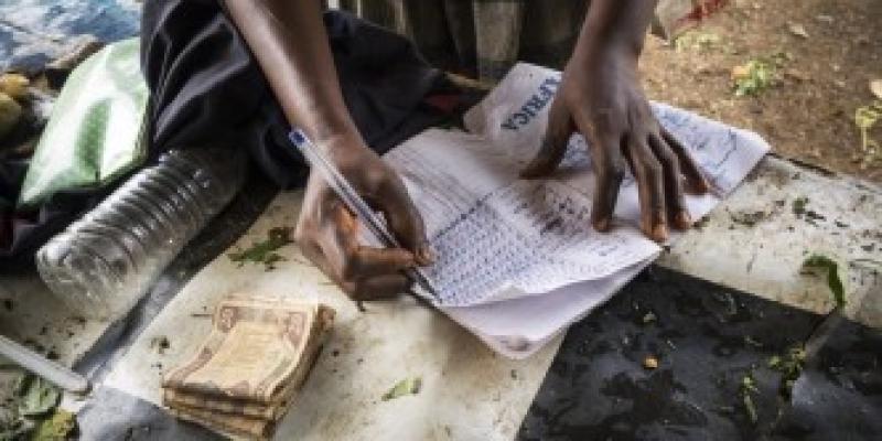 Entrepreneur in Liberia