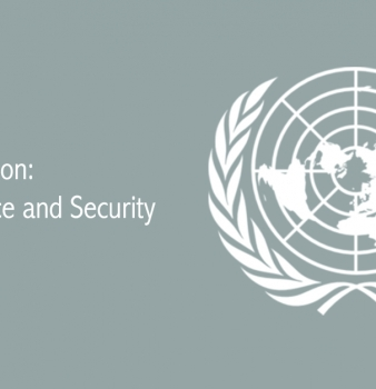 UN Resolution: Youth, Peace and Security