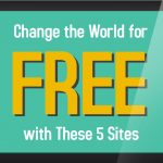 Five Websites to Change the World