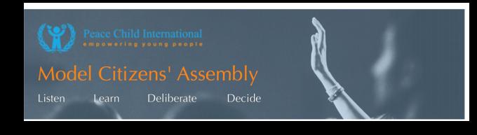 Peace Child International Model Citizens' Assembly