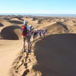 Sahara Desert Trek Challenge
